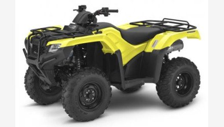 2018 Honda FourTrax Rancher 4x4 Automatic IRS EPS for sale 200662938